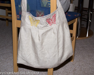 Letní rychlá taška