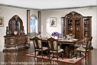 Middle East Dining Room Design