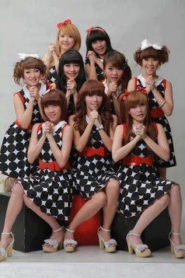 kunci gitar Cherrybelle Diam-Diam Suka