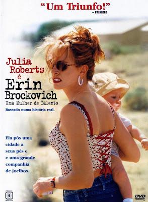 Erin Brockovich: Uma Mulher de Talento   Dublado