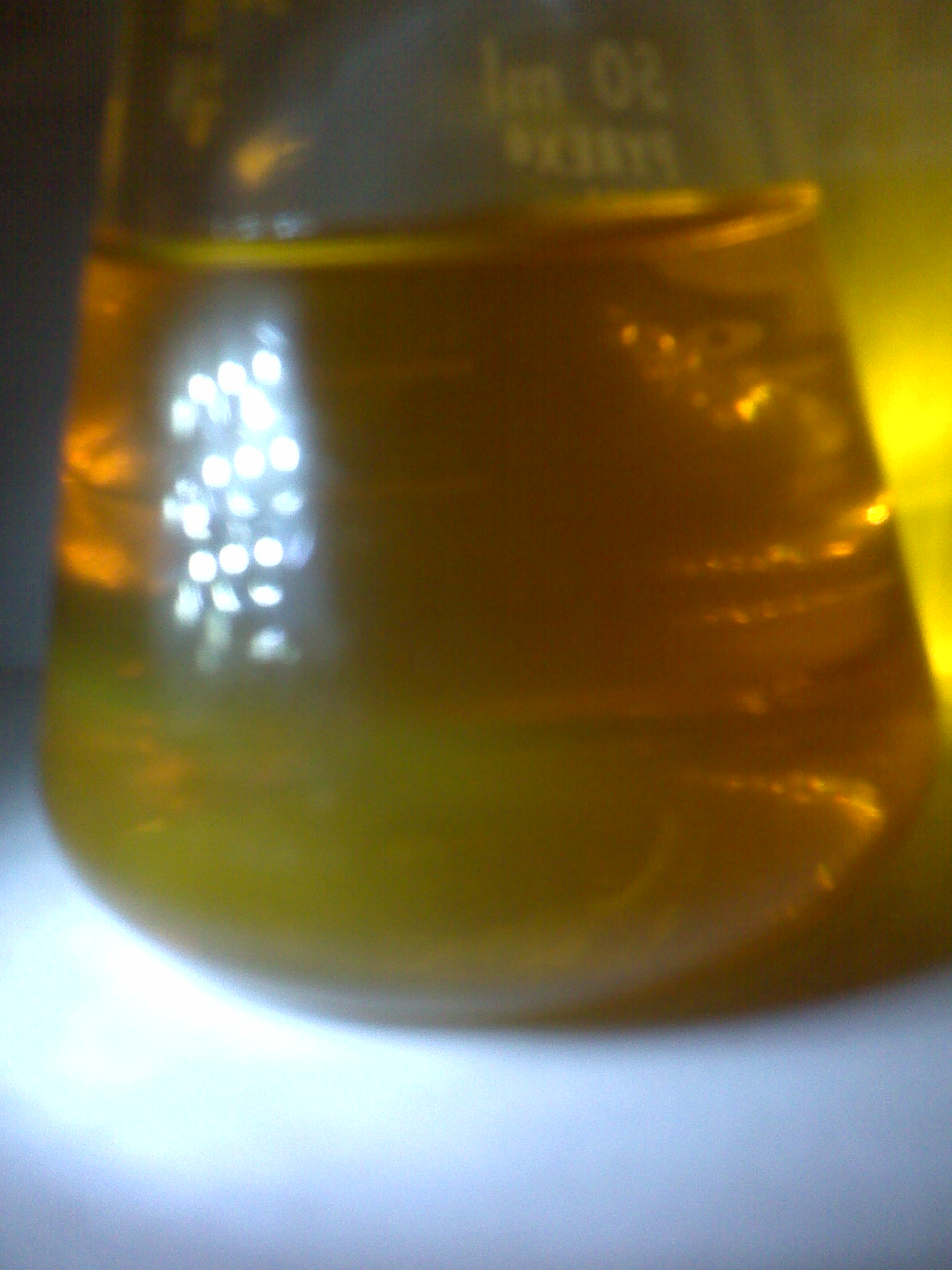 Omid 39 s diy web log non scientific demo of regular for Can you mix synthetic and regular motor oil