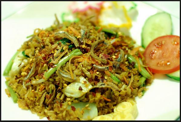 Resep Nasi Goreng Ikan Teri