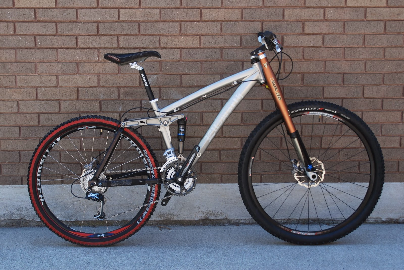 ANEX BICYCLES: Giant Glory 1
