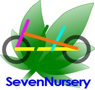 セブンナーサリーのロゴ
