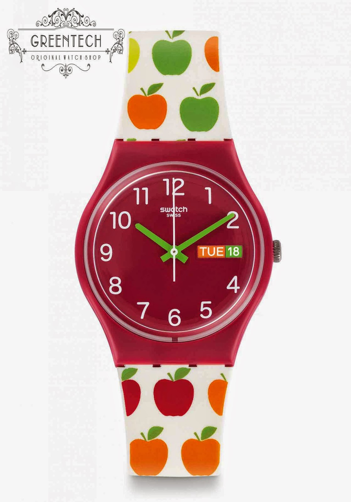 Swatch-APPLETINI-GR707