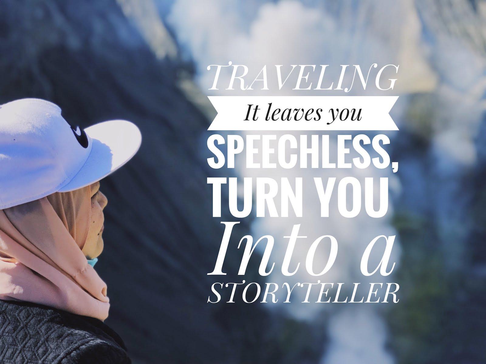 Wanderlust story of Eya Nadia