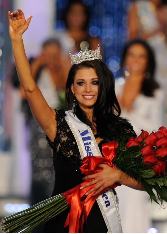 Laura Kaeppeler,Miss America 2012 Winner