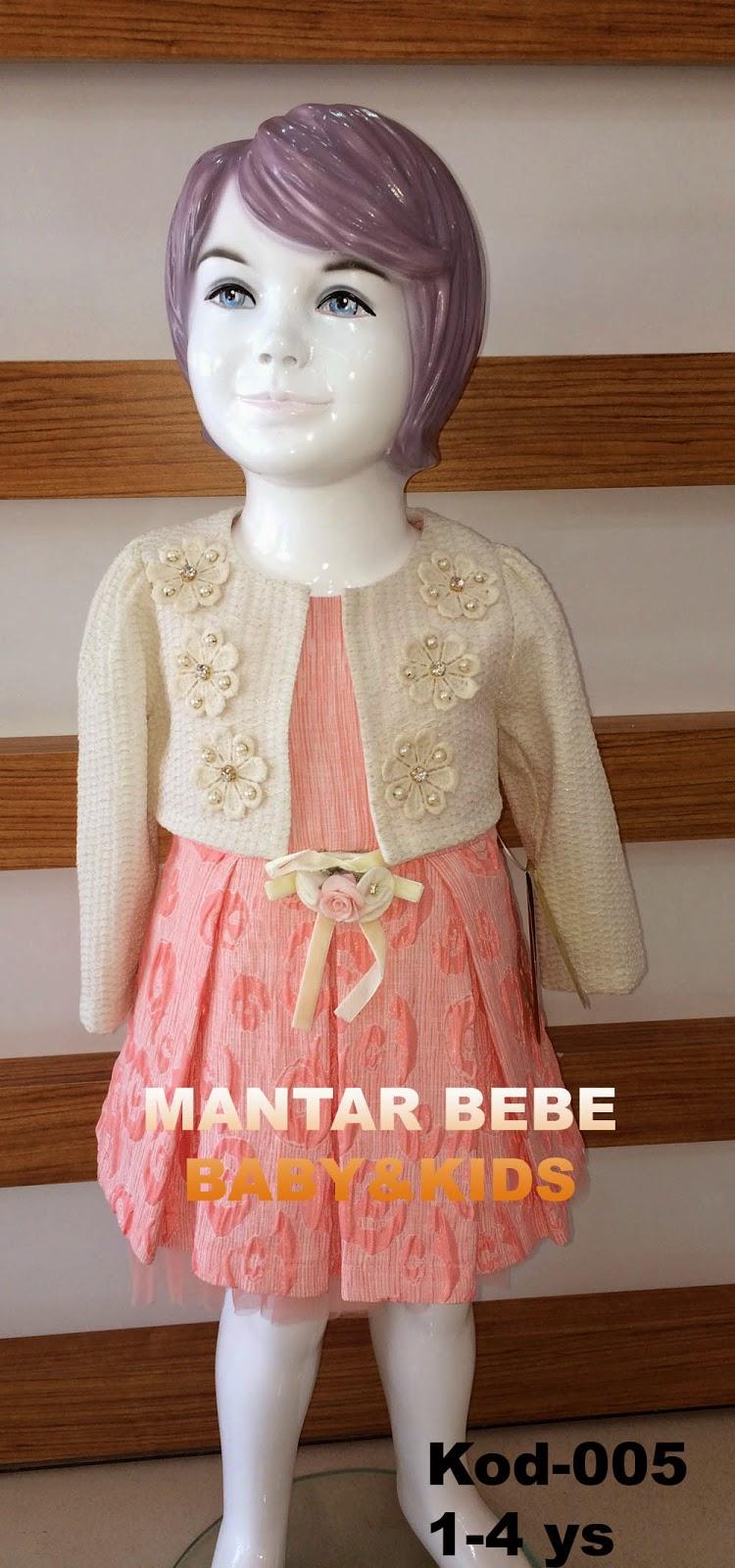 MANTAR BEBE ÇOCUK GİYİM - KOD005