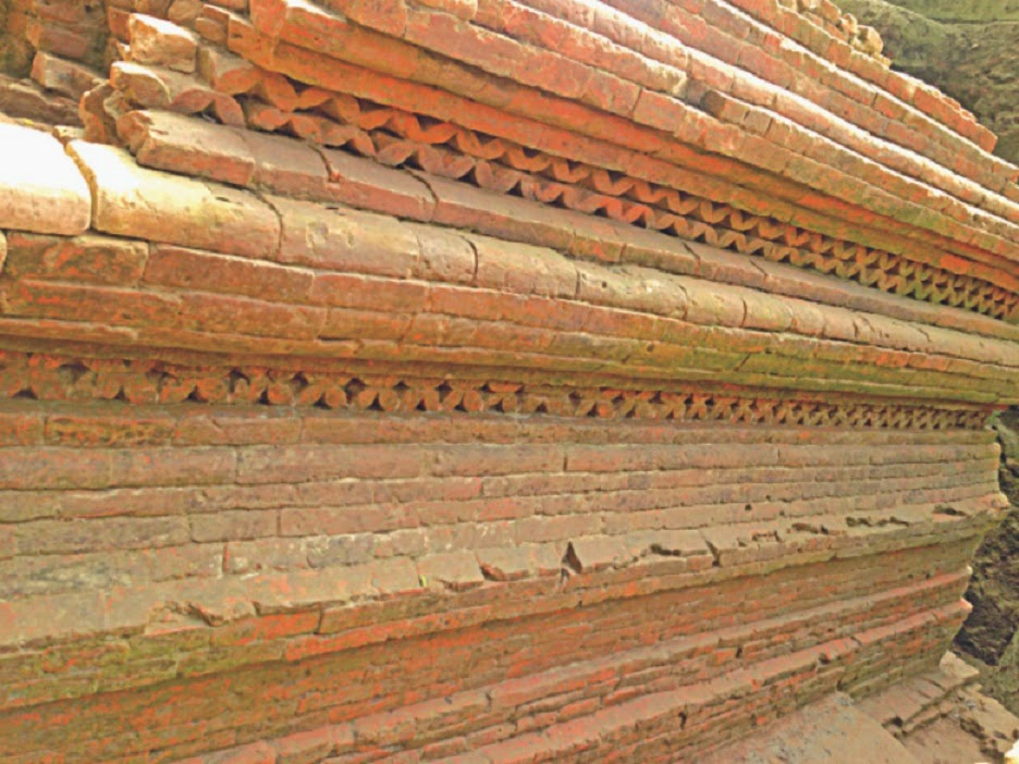 1,000-year-old Buddhist temple discovered in Bangladesh
