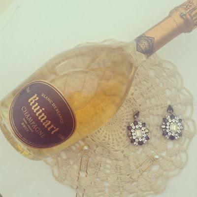 champagne ruinart, shourouk, bilan 2013, bonne année