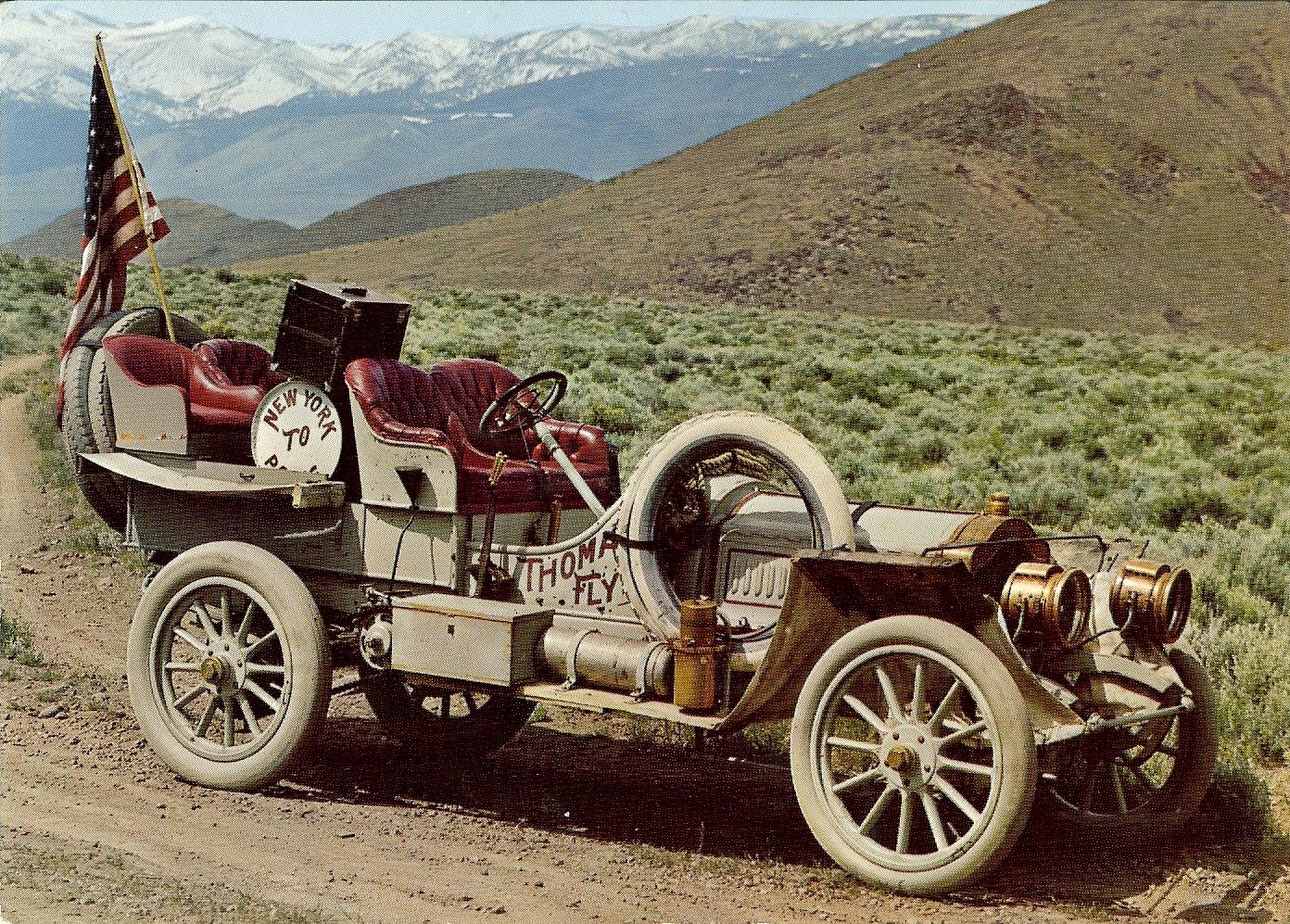 Utah Valley Old Car Club: NEW YORK TO PARIS WORLD RACE 2011