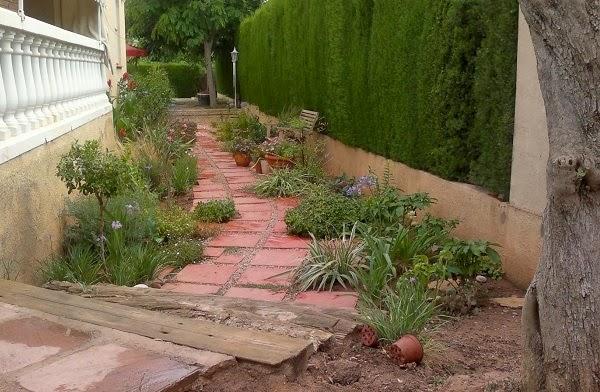 Como disear mi jardin amazing ideas para disenar un jardin pequeno with disear mi jardin with - Como disenar un jardin grande ...