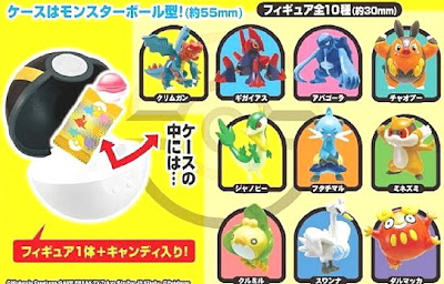 Pokemon Get Collection Candy TTA