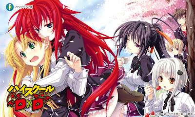 High School DxD pictures