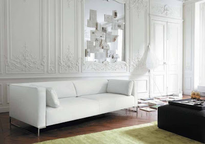Gambar Ruang Tamu Klasikal