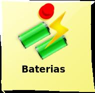 DominioTXT - Baterias