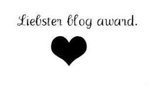 premio liebster blog award