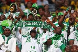 Nigeria suspended from FIFA matches and banned