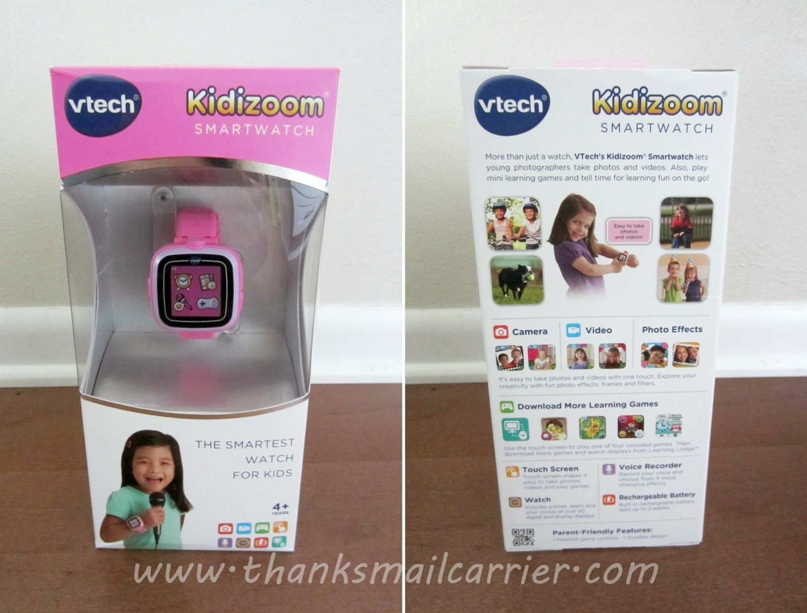 VTech Kidizoom watch