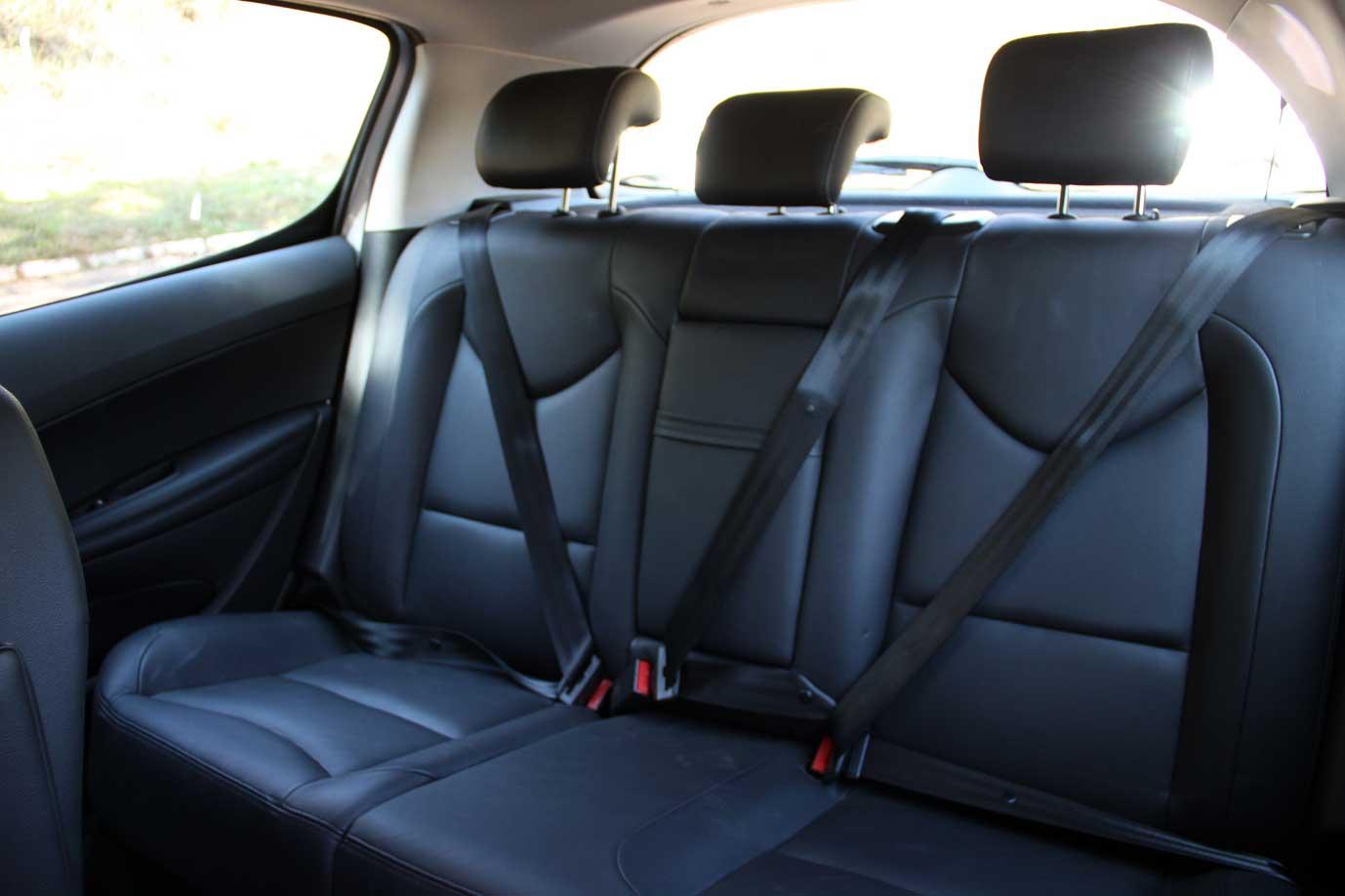 Peugeot 308 Fotos Interior Asientos