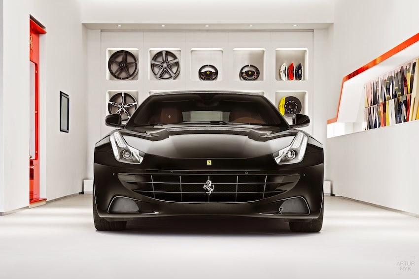 Ferrari California. fot. www.arturnyk.pl