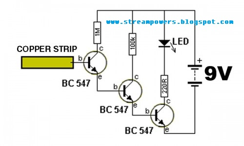 a simple electronic buzzer  u2013 electronics circuits  u0026 hobby