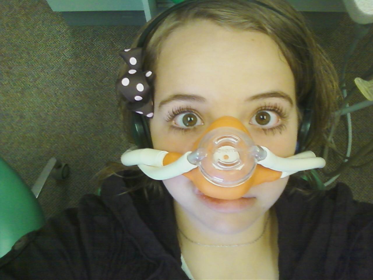 Evil Dentist The dentist is e.v.i.l?