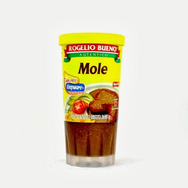 Pasta de Mole preparada