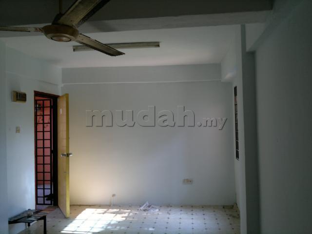 rumah flat untuk disewa di johor bahru
