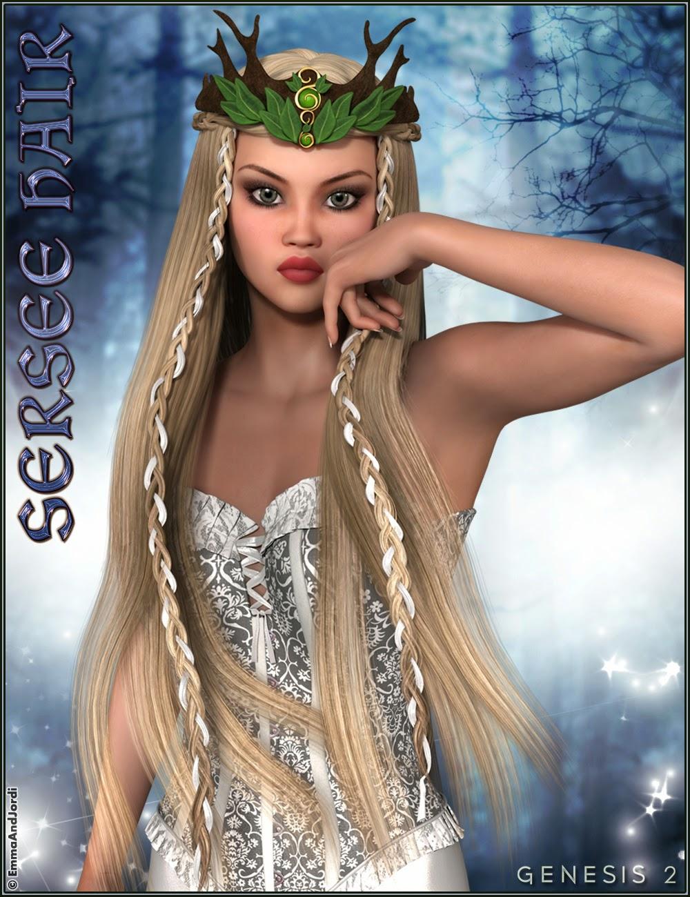http://www.daz3d.com/sersee-hair