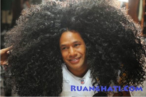 Foto Model  Rambut Gondrong