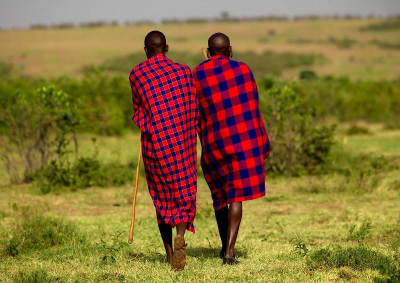Nuevas equipaciones  Maasai_-_Kenya
