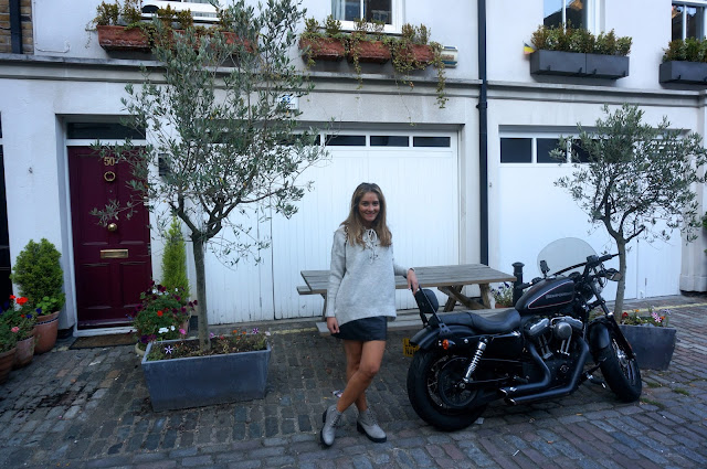 chloeschlothes - Look rentree des classes moto