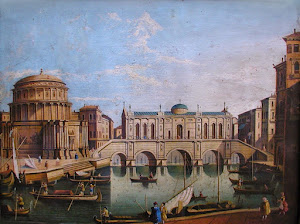 Venetian painting. 18th century.
