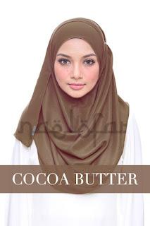 Mencari tudung yang awesome .... jatuh cinta dengan Naelofar Hijab