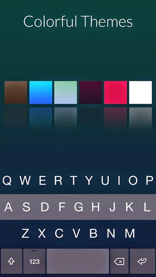 Fleksy Keyboard + Emoji v3.0.3