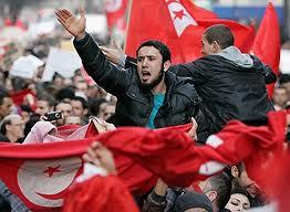 ماذا حصل للرئيس التونسي الهارب في الطائرة ؟؟؟