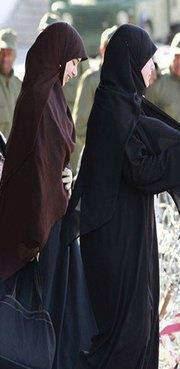 Coran hijab verset