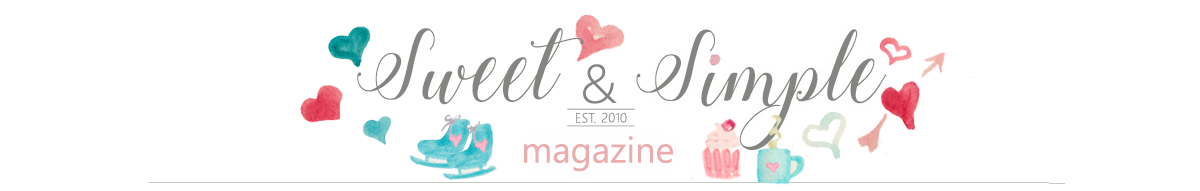 Sweet and Simple Magazine