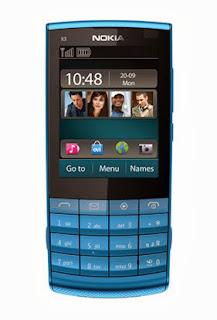 Harga Dan Spesifikasi Nokia X3-02 New