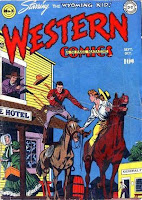 Western Comics #5 cover