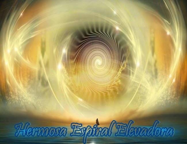 Ayudarse unos a otros es perfectamente apropiado y hermoso, les significa la permanencia en una hermosa espiral elevadora.