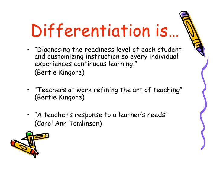 Differentiated Instruction: Inclusive Strategies for ...