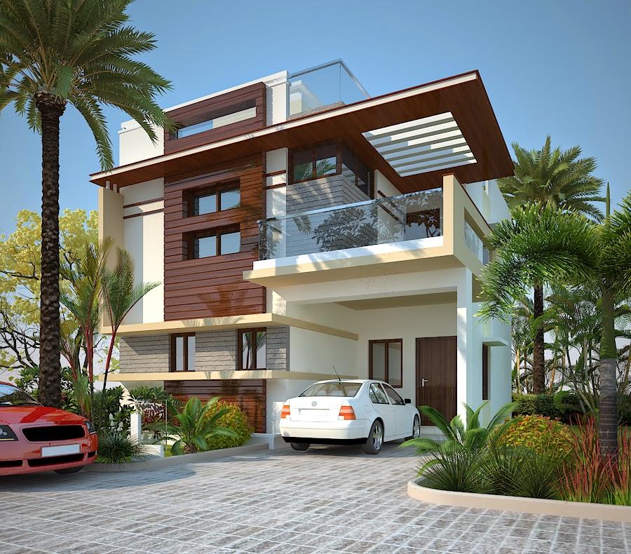 Peninsula palmville luxury villas sarjapura approved by for Villas elevations photo gallery