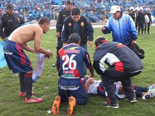 Pemain Bolivia Tewas Disambar Petir Saat Bertanding