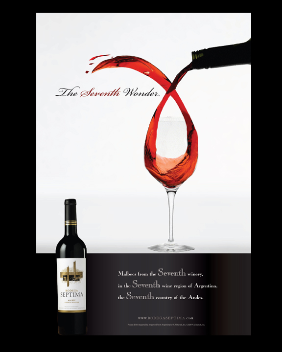an analysis of wine advertisements Our content appeals to a discerning audience of wine enthusiasts who appreciate the good things in life the following digital advertising options are available.