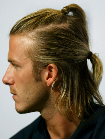 david beckham hairstyles sports