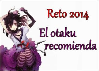 Reto El otaku recomienda 2014