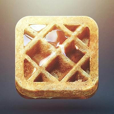 Eddie Lebanovskiy, iconos para apps de comida