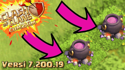 Download Update Game Clash Of Clans Halloween Versi 7.200.19